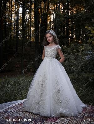 Детское платье модель 2163