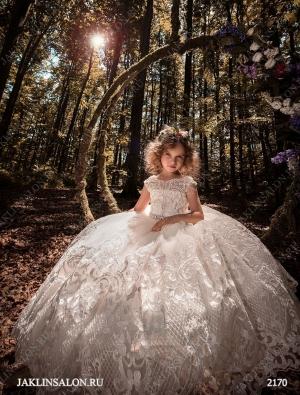 Детское платье модель 2170