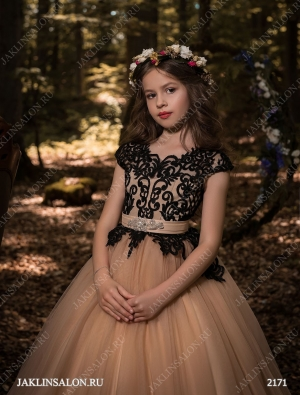 Детское платье модель 2171