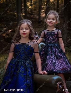 Детское платье модель 2176