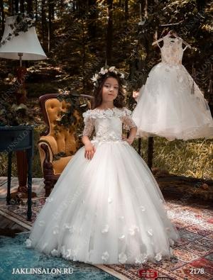 Детское платье модель 2178