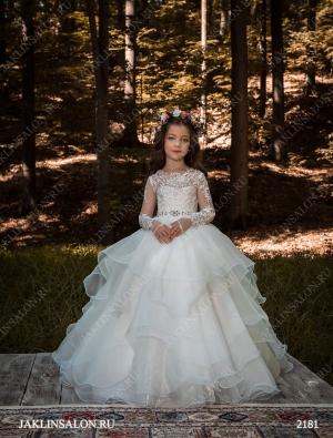 Детское платье модель 2181