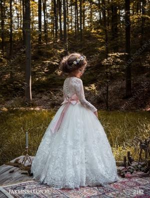 Детское платье модель 2182