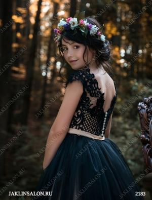 Детское платье модель 2183