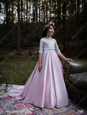 Детское платье модель 2187