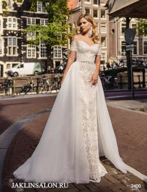 Свадебное платье 2400