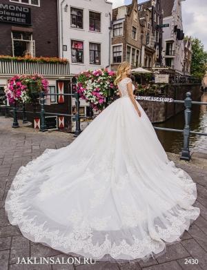 Свадебное платье 2430