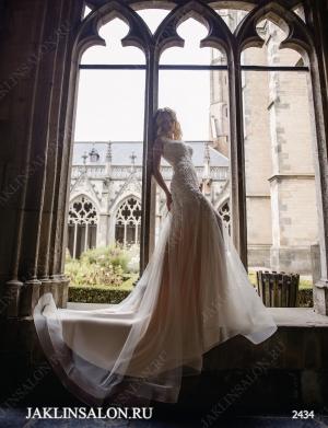 Свадебное платье 2434