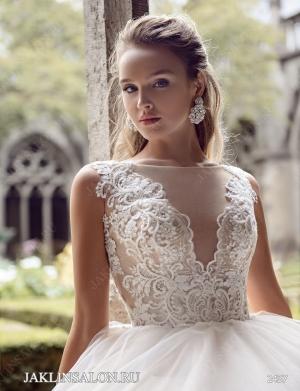 Свадебное платье 2437