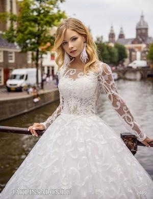 Свадебное платье 2449