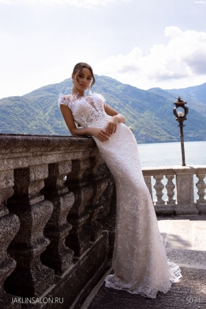 Свадебное платье 5034