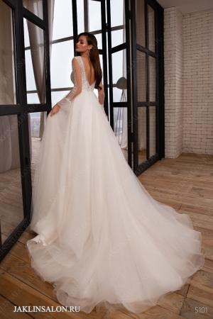 Свадебное платье 5101