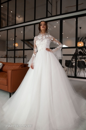 Свадебное платье 5111