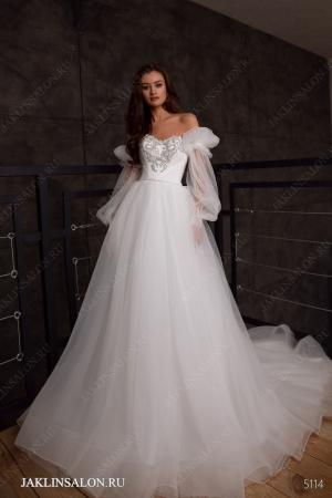 Свадебное платье 5114
