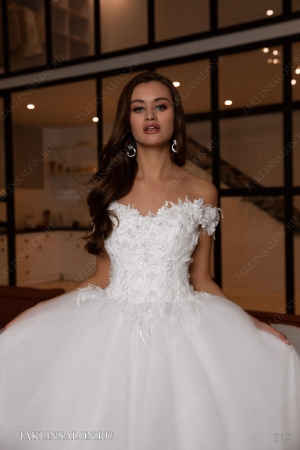 Свадебное платье 5119