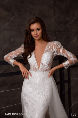 Свадебное платье 5125