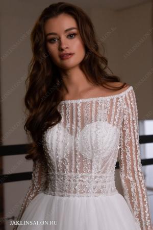 Свадебное платье 5129
