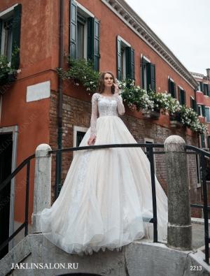 Свадебное платье 2213
