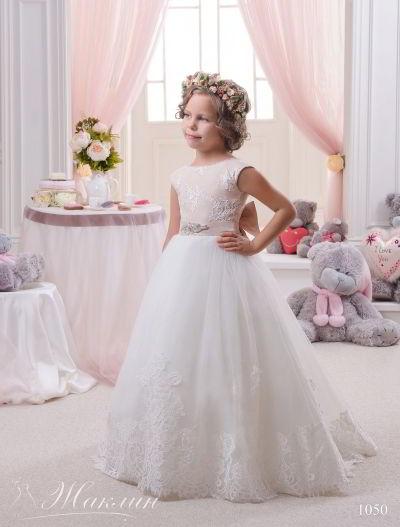 Детское платье модель 1050