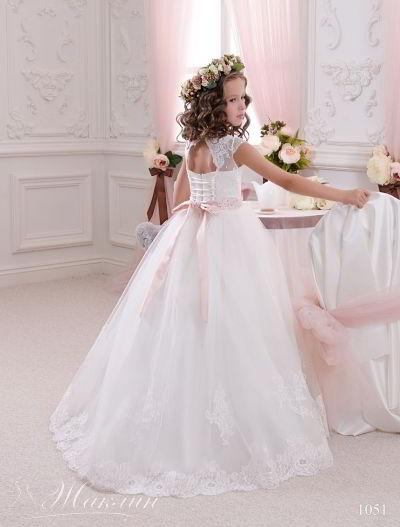 Детское платье модель 1051