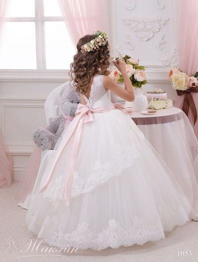 Детское платье модель 1053