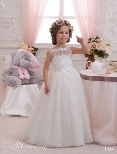 Детское платье модель 1054