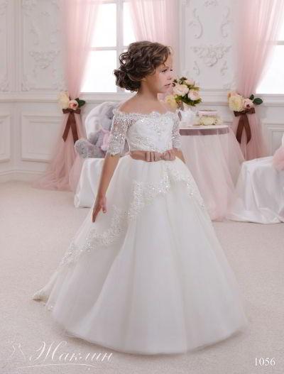 Детское платье модель 1056