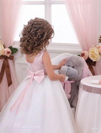 Детское платье модель 1058