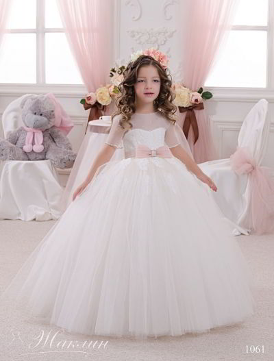 Детское платье модель 1061