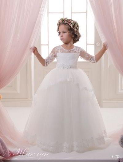 Детское платье модель 1070