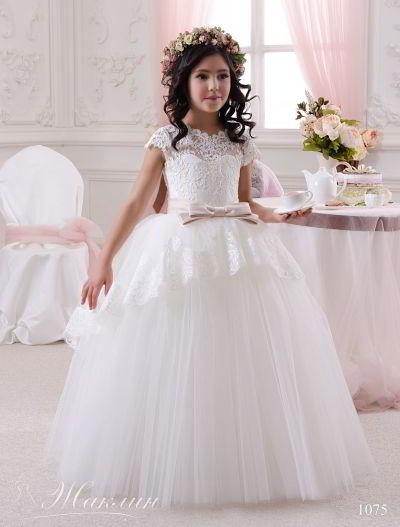 Детское платье модель 1075