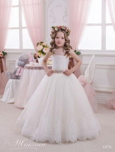 Детское платье модель 1076