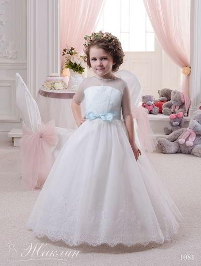 Детское платье модель 1081