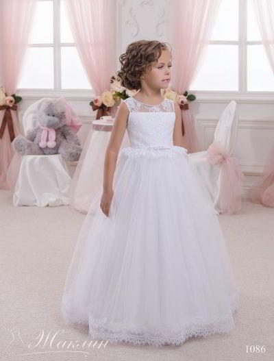 Детское платье модель 1086