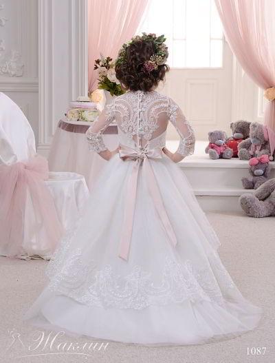 Детское платье модель 1087