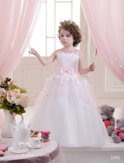 Детское платье модель 1091
