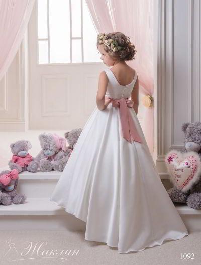 Детское платье модель 1092