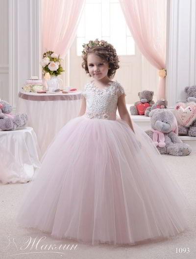 Детское платье модель 1093