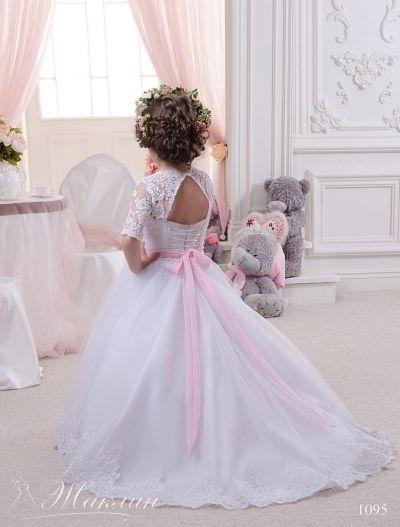 Детское платье модель 1095