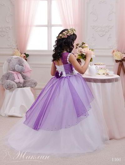 Детское платье модель 1101