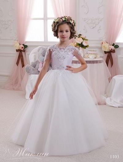 Детское платье модель 1103