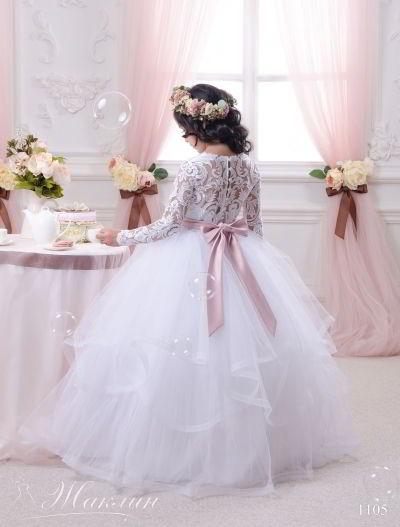 Детское платье модель 1105