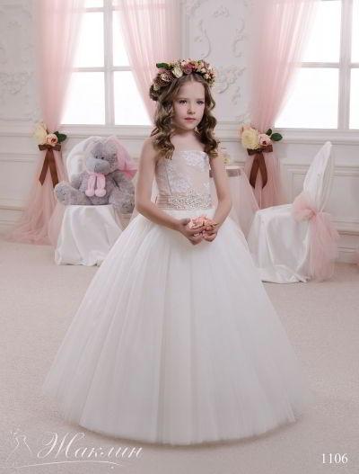 Детское платье модель 1106