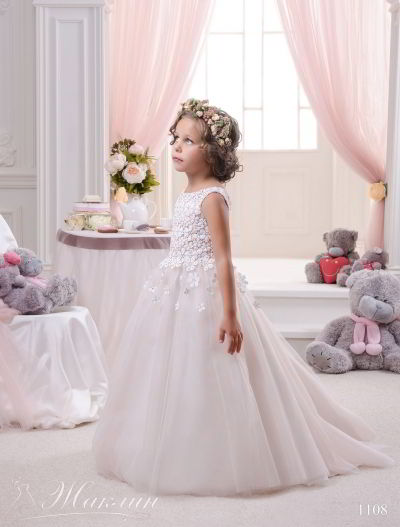 Детское платье модель 1108