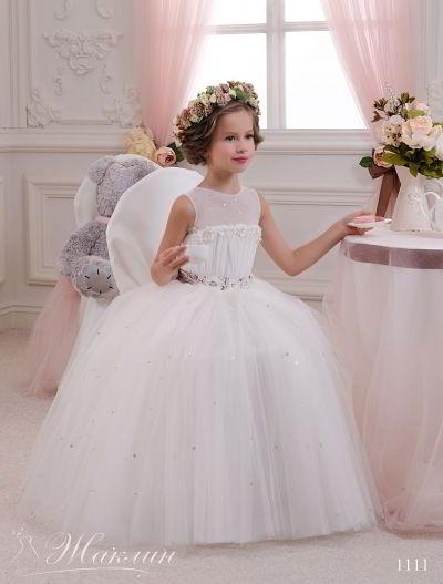 Детское платье модель 1111