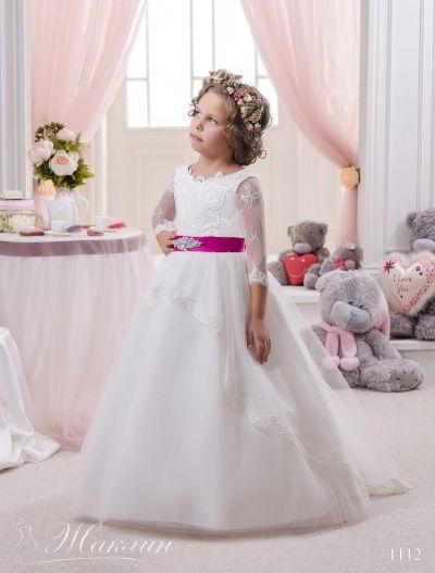Детское платье модель 1112