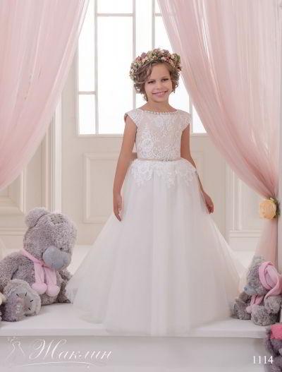 Детское платье модель 1114