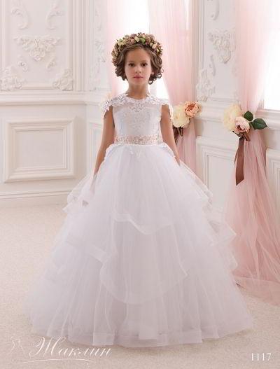 Детское платье модель 1117