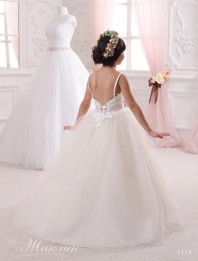 Детское платье модель 1118