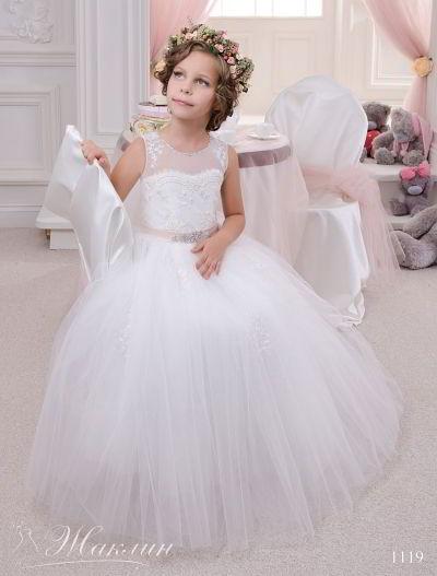 Детское платье модель 1119
